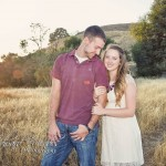 Modesto Engagement Portrait Session - Christian and Christine Smith