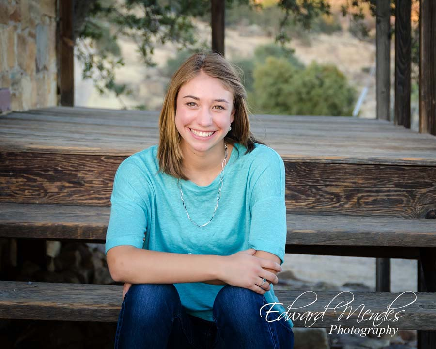 Modesto Senior Portraits - Enoch High Class of 2015