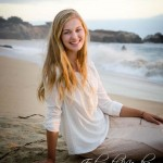 Beach Portraits - Modesto Senior Photographer