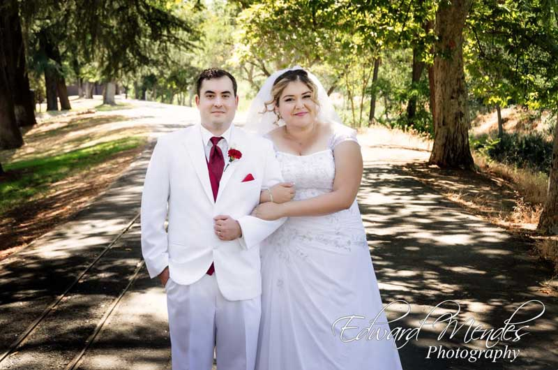 Wedding images of Daisy and Jeffery Gomes by Edward Mendes Photography