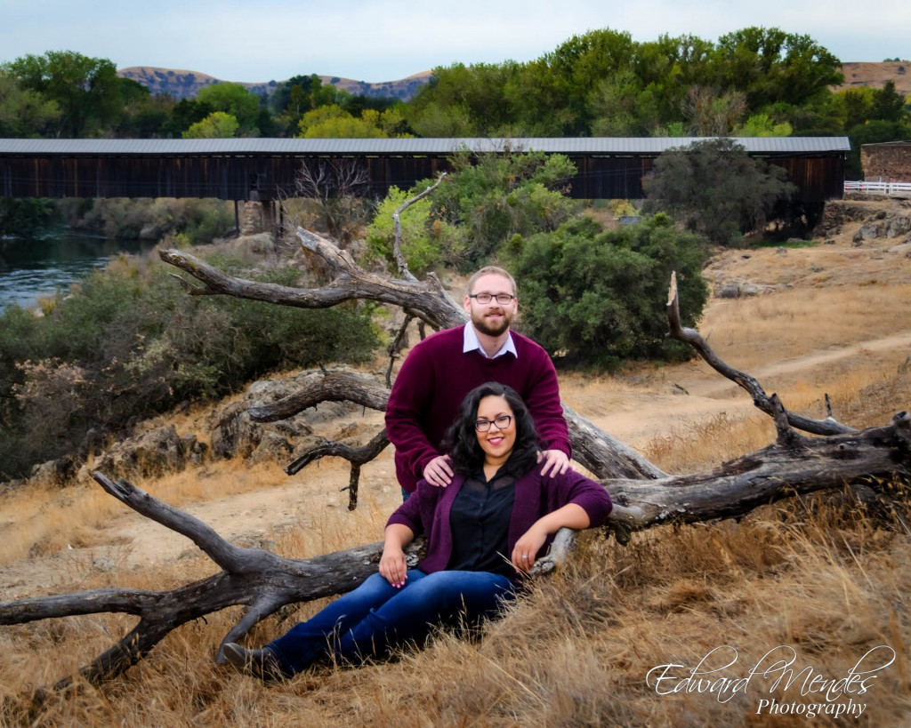 Ashleigh and Cody | Modesto Engagement Photography | Edward Mendes Photography