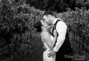 Tommy and Hope | Napa Wedding Photographer