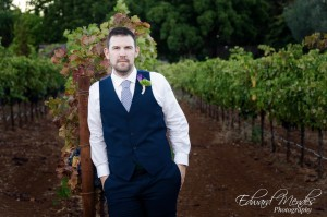 Tommy and Hope | Napa Wedding Photographer | Edward Mendes Photography