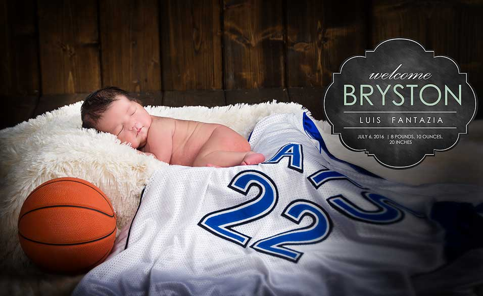 Central Valley Newborn Portraits | Edward Mendes Photography