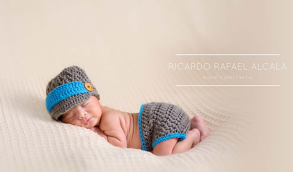 Modesto Newborn Portraits